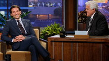 Watch The Tonight Show with Jay Leno - Bradley Cooper's Sexy Poses Online