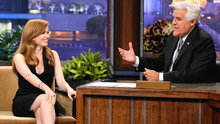 Watch The Tonight Show with Jay Leno - Isla Fisher On