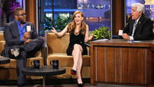 Watch The Tonight Show with Jay Leno - Isla Fisher's Magic Trick Online