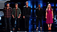 Watch The Voice - Top 10 Elimination Online
