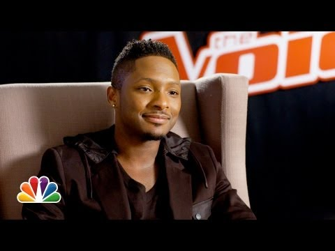 Watch The Voice - Kris Thomas After His Elimination - The Voice Online