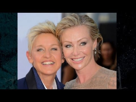 Watch TMZ on TV - Ellen DeGeneres & Portia de Rossi Drop Over $26 Mil on New House Online