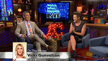 Watch Watch What Happens: Live - Vicki & Brooks' Relationship Status Online