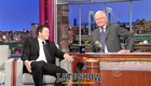 Late Show with David Letterman Season 19 Episode 85
