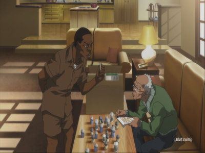 Watch The Boondocks Season 3 Episode 12 - Mr. Medicinal Online