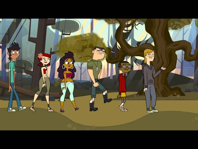 Total Drama: Revenge of the Island Season 1 Episode 2