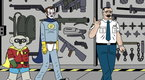 Watch Ugly Americans Season 2 Episode 16 - The Dork Knight  Online