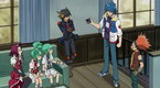 Watch Yu-Gi-Oh! 5D's Season 2 Episode 124 -  Duel For Redemption Online