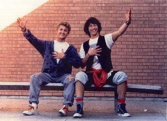 Excellent or Totally Bogus? Script for Brand New 'Bill & Ted' Film Gets Finished Six Weeks Early, Keanu Reeves On Board