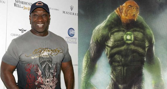 Watch the First Clip of 'Green Lantern,' Featuring Michael Clarke Duncan as Kilowog