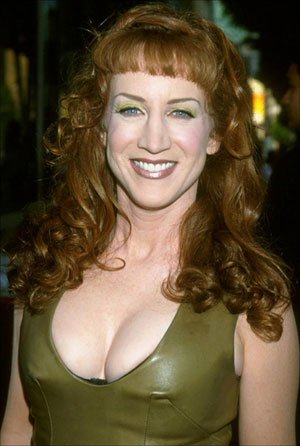 The War Rages On: Kathy Griffin to Impersonate Sarah Palin on 'Glee'