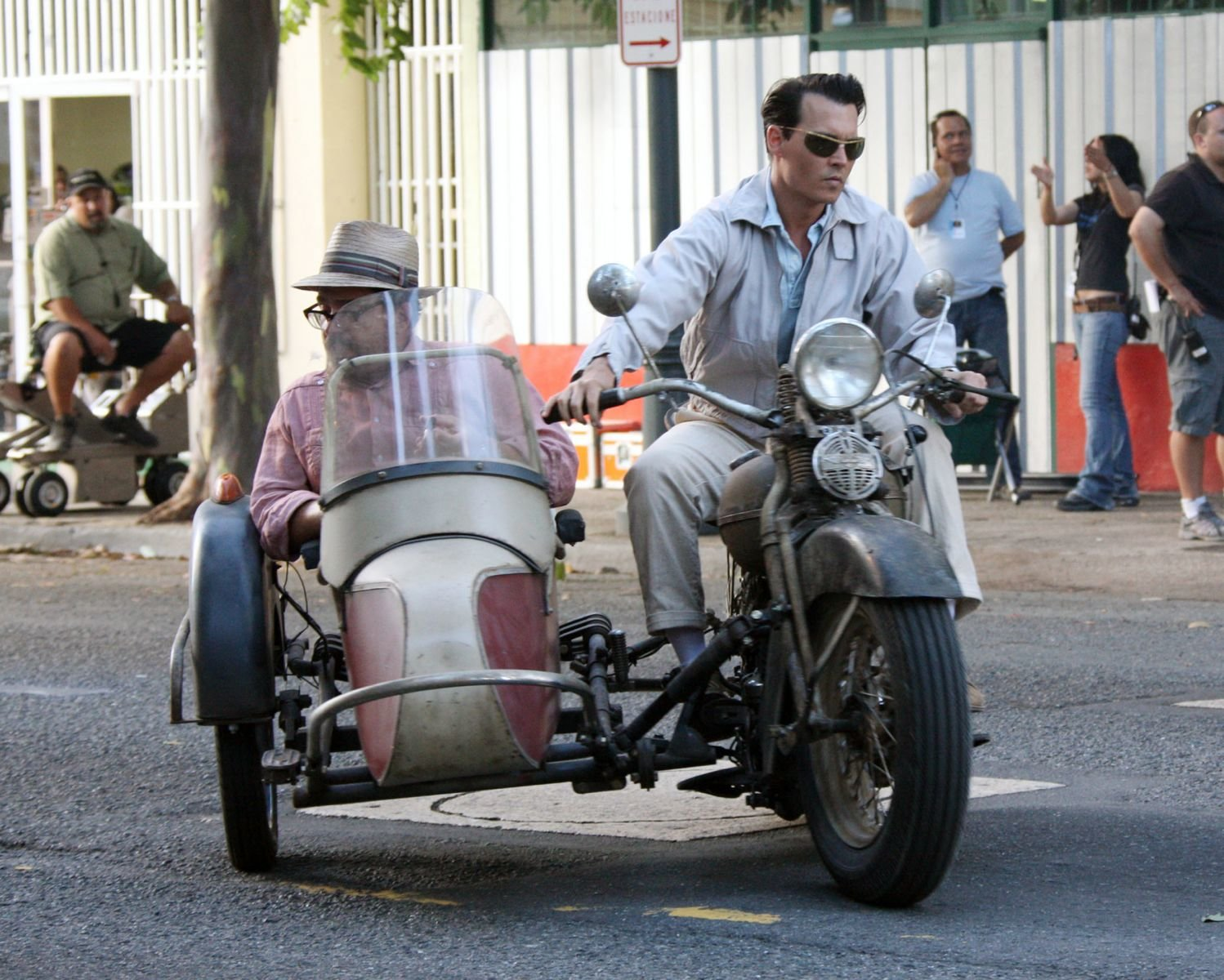 'The Rum Diary' Preview: Johnny Depp Plays Hunter S. in Puerto Rico