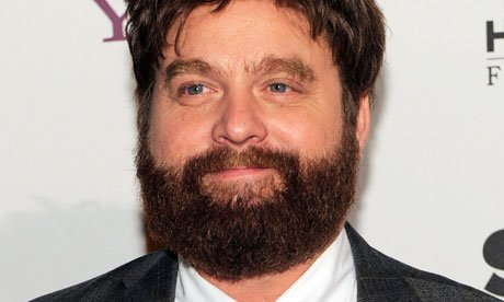 'Hangover: Part II' Star Zach Galifianakis Tells January Jones to 'F***ing Be Nice'