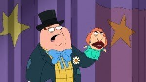 'Family Guy' Season 10, Episode 18 - 'You Can't Do That On Television, Peter'