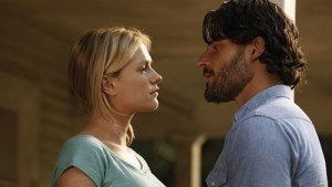 1st 'True Blood' Season 5 Clip: Alcide Spills to Sookie About Russell