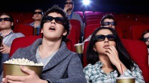 Are 4-D Movies the Next Big Thing?