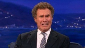 Watch Will Ferrell Cry About Kristen Stewart Cheating on Robert Pattinson