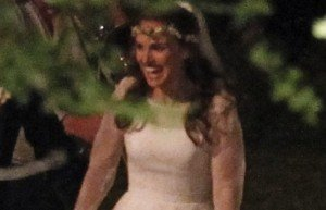 Natalie Portman's Wedding Pics Surface: See the Dress!
