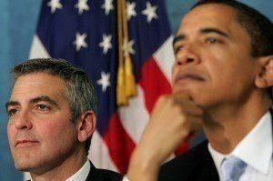 George Clooney's Obama Fundraiser Under Tight Security