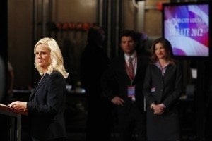 'Parks and Recreation' Season 4, Episode 20 Recap - 'The Debate'