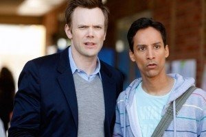 Entire 'Community' Cast - Even Chevy - Locked In For Season Four