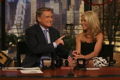 Regis Abandons Twitter After Tweeter Rips Him (VIDEO)