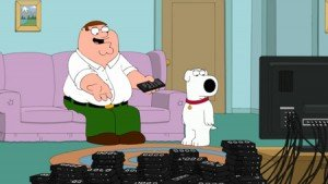 'Family Guy'  Season 11, Episode 2 - 'Ratings Guy' Recap