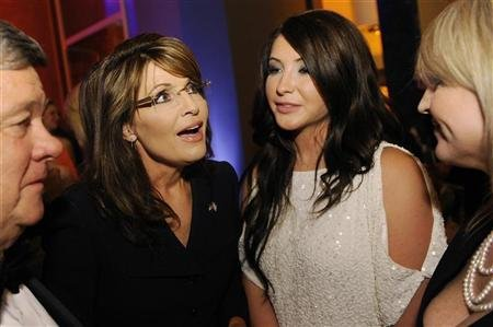 Bristol Palin's Barroom Heckler Suing Her Over Incident Footage