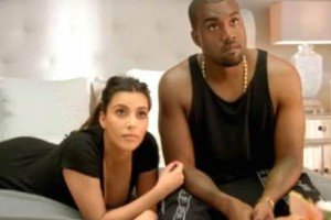 Cute or Eww? Kim and Kanye Star in the New MTV VMA Promo