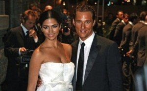 'Magic Mike' Star Matthew McConaughey and Wife Are Expecting!