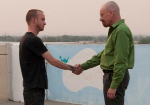'Breaking Bad' Video of the Day: See Walt Yell at Jesse Again and Again