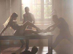 'Glee' Season 4, Episode 2 Preview Clip: Rachel Isn't Sexy