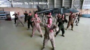 Feel-Good Video of the Day: U.S. Marines Lip Sync 'Call Me Maybe'