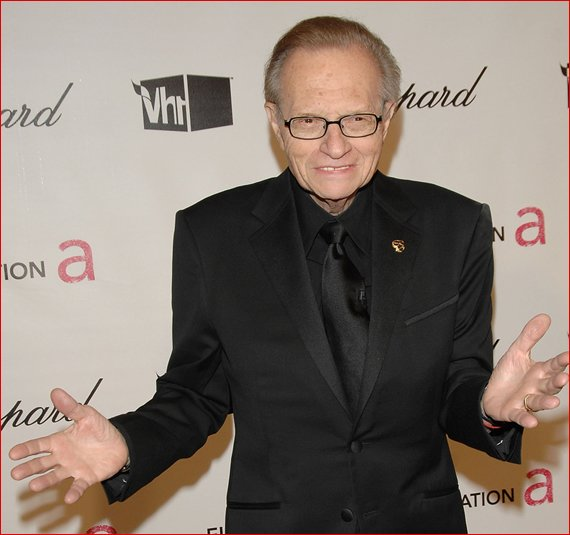 Two Wrongs: Sharon Osborne Grills Larry King on Sex (Watch the VIDEO)