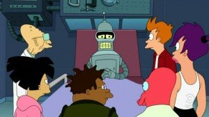 'Futurama' Season 9, Episode 9 Recap - 'Free Will Hunting'