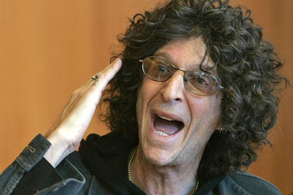 Howard Stern 'America's Got Talent