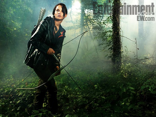 The Hunger Games, Jennifer Lawrence | Hutcherson and Lawrence have become playful friends, but he's a little concerned about the payback she might give him for a prank he played on…