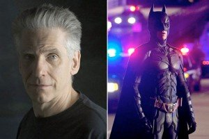 David Cronenberg Thinks 'The Dark Knight Rises' Kinda Sucks