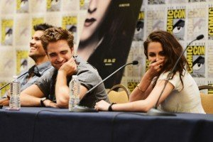 First 7 Minutes of 'Breaking Dawn Part 2' Screen at Comic-Con (Spoiler Alert: It's Nuts)