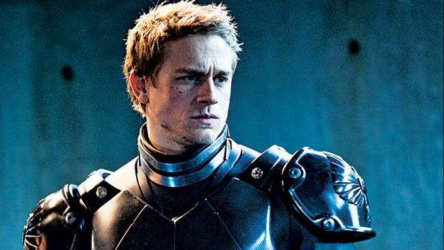 Charlie Hunnam Not Returning for 'Pacific Rim 2'