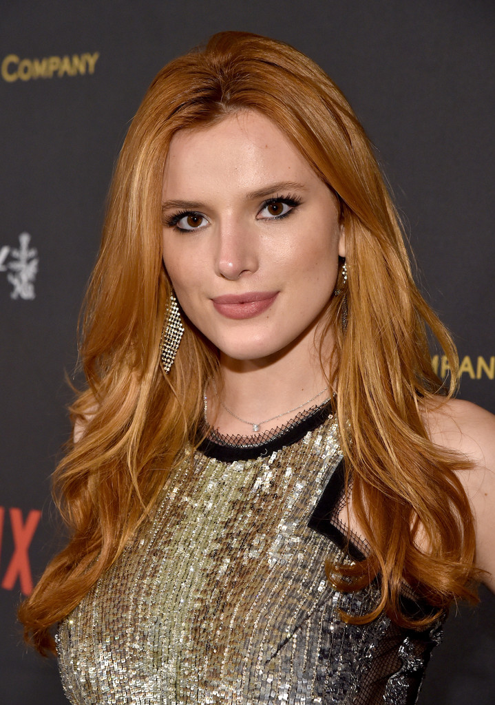 Bella Thorne Reveals A Lot on Snapchat