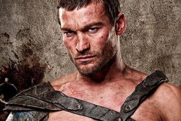 Actor Andy Whitfield - Star of 'Spartacus: Blood and Sand' - Dead at 39
