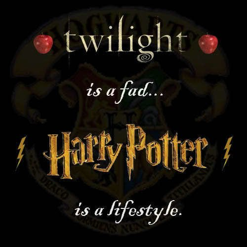 Harry Potter vs. Twilight