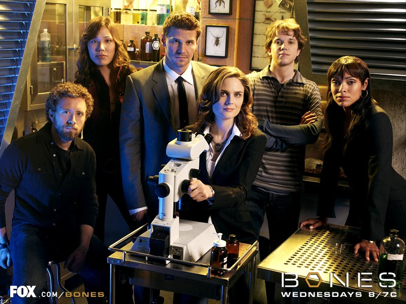 Video: Happy Halloween from 'Bones'; Show Premieres Nov. 3rd