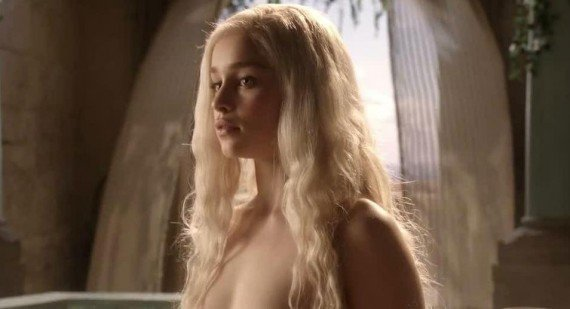 Report: Which TV Shows Get Naked First? (Hint: Not 'True Blood')