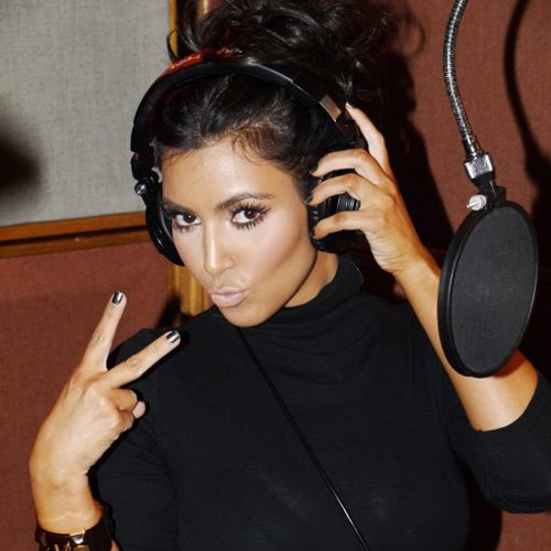 kim kardashian song turn it up. Kim Kardashian wants you to