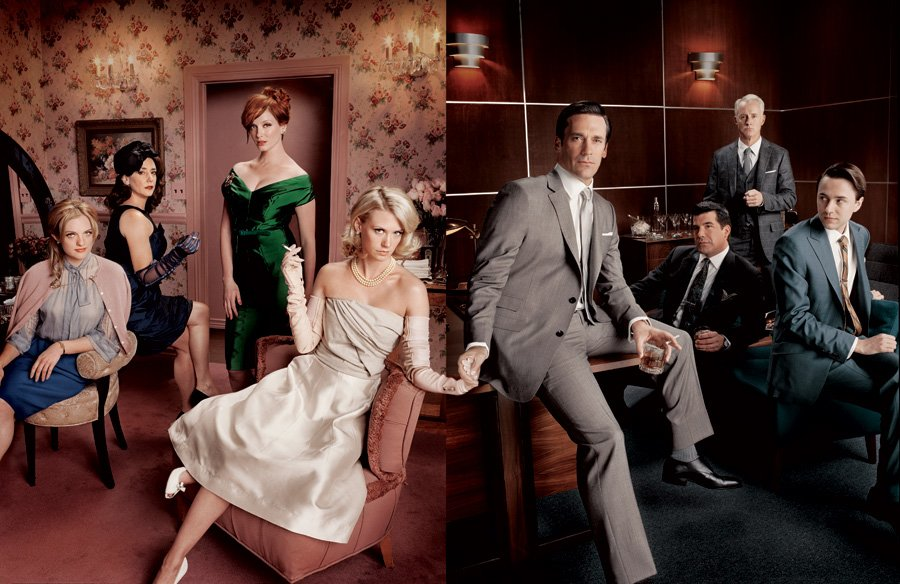 Sigh of Relief: 'Mad Men' Deal Reached, Will Continue For Three More Seasons