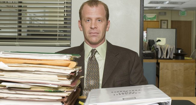 Who Knew? Toby From HR is the Real Boss of 'The Office'