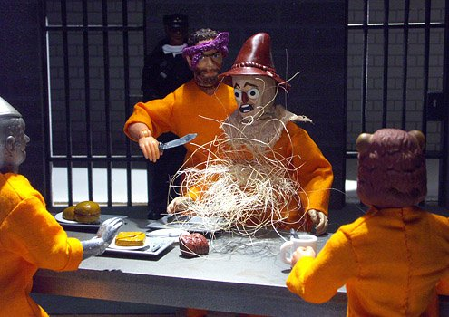 'Robot Chicken' Season 5, Episode 13 Recap - 'The Departy Monster'
