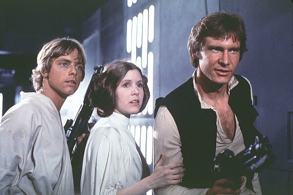 VIDEO: Never-Before-Seen Footage from the Original 'Star Wars' Movies